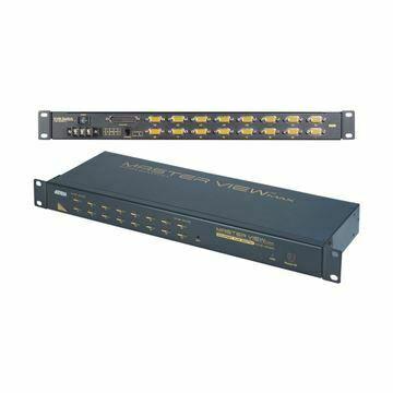 Slika KVM  stikalo 16:1 48cm VGA/PS2 ACS1216 Aten
