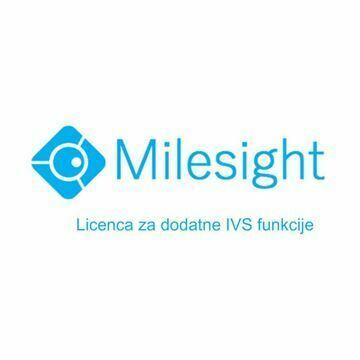Slika Licenca za dodatne VCA funkcije kamer Milesight