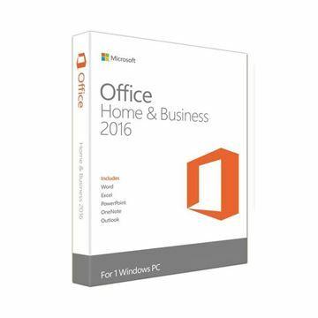 Slika Microsoft Office 2016 Home & Business, FPP - slovenski