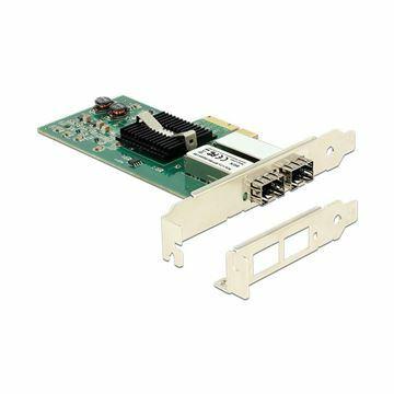 Slika Mrežna kartica PCI Express 2xSFP Delock