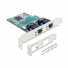 Mrežna kartica - PCI Express Delock
