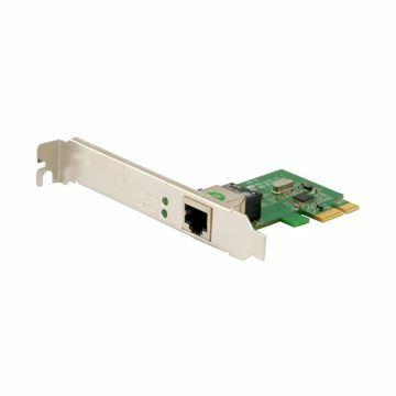 Slika Mrežna kartica Giga 10/100/1000 PCI Express Netis + Low Profile