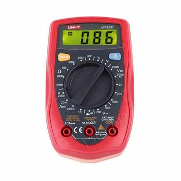 Picture of Multimeter digitalni UT33D