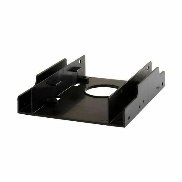 Picture of Nosilec za SSD/HDD 2x disk- 6cm na 9cm Roline
