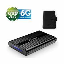 Ohišje 6cm USB DB-228U3-6G Fantec