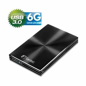 Picture of Ohišje 6cm USB 3.0 DB-229U3-6G Fantec črno