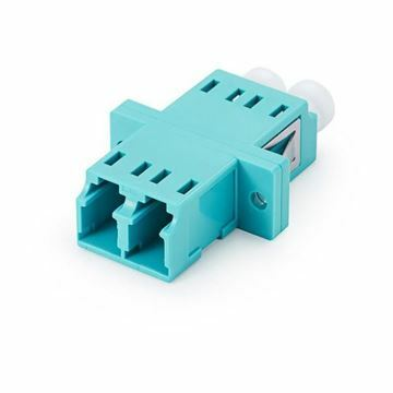 Slika Optični adapter LC Duplex OM3 Multimode KELine