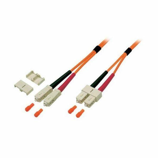 Optični kabel MM OM2 25m oranžen EFB
