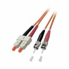 Optični kabel MM OM2 10m oranžen EFB