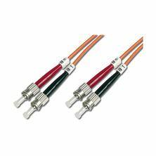 Optični kabel MM OM2 5m oranžen Digitus