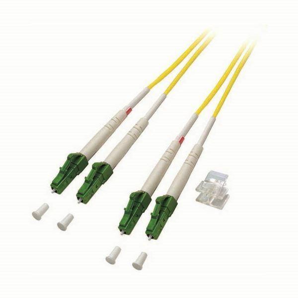 Optični kabel SM OS2 2m rumen EFB