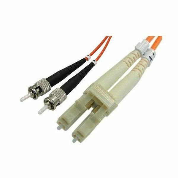 Optični kabel SM OS2 2m rumen Duplex Leviton