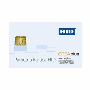 Picture of Pametna kartica HID z medprogramjem HID ActivClient