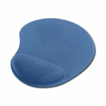 Slika Podloga za miško gelware Ednet modra