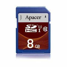 Pomnilniška kartica micro SD HC 8GB Apacer