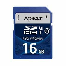 Pomnilniška kartica micro SD HC 16GB Apacer