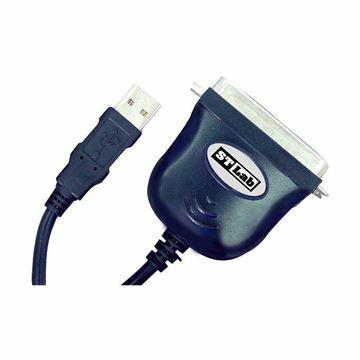 Slika Pretvornik USB - Paralel C36M IEEE1284 U-191 STLab