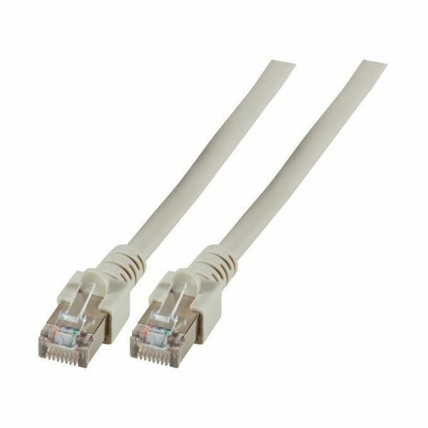 SFTP kabel CAT5e 2m siv EFB