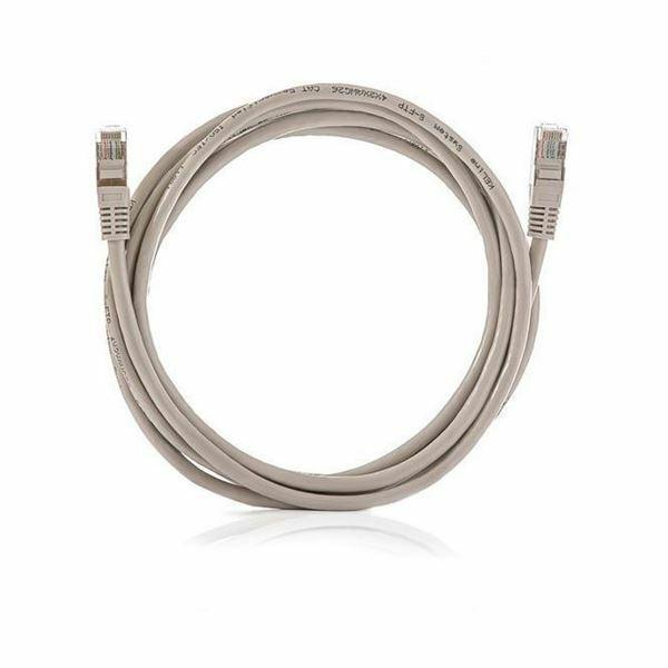 SFTP kabel CAT5e 2m siv KELine