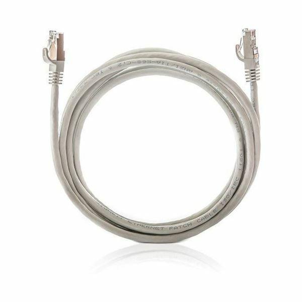 SFTP kabel CAT6 2m siv KELine