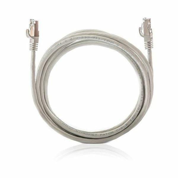SFTP kabel CAT6 3m siv KELine