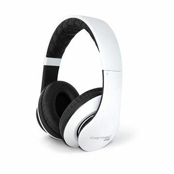 Slika Slušalke + mikrofon SHP-3 črno/bele Fantec