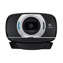 Slika Spletna kamera Logitech USB C615