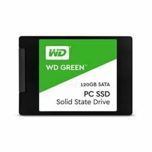 SSD disk 120 GB SATA 3 WD Green