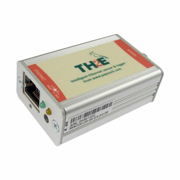 Picture of Termometer ethernet TCP/IP, TH2E_EU Server