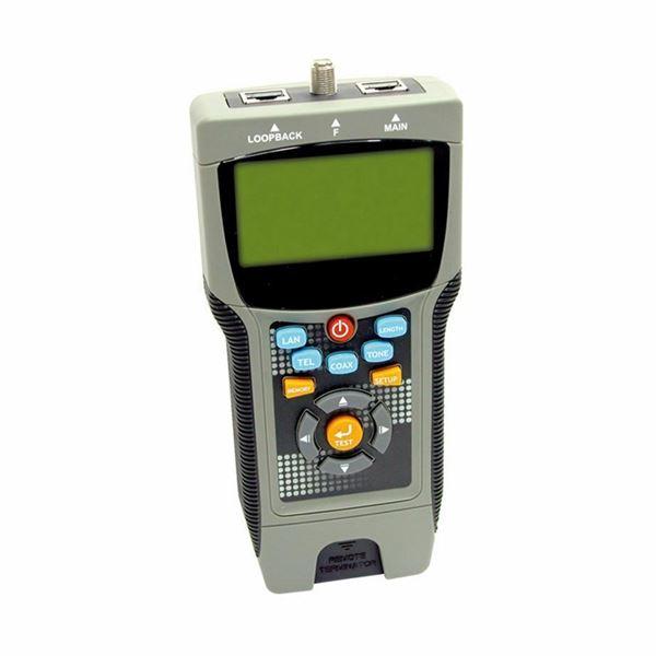Picture of Tester mrežni RJ11, RJ12, RJ45 Value Digitalni Cat5e, Cat6, Cat6a, Coax