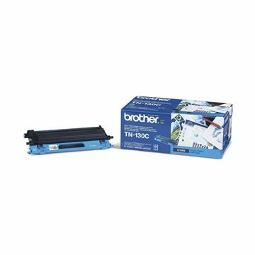 Picture of Toner BROTHER CYAN  1500 strani TN130C