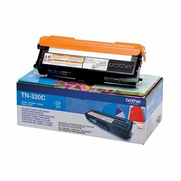 Picture of Toner BROTHER CYAN  1500 strani TN320C
