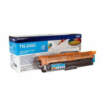 Picture of Toner BROTHER CYAN  2200 strani TN245C