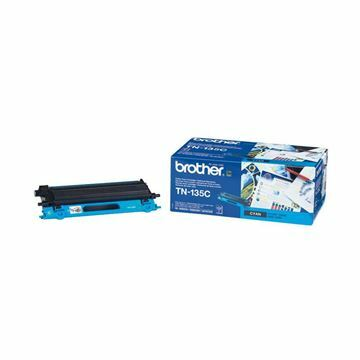 Picture of Toner BROTHER CYAN  4000 strani TN135C