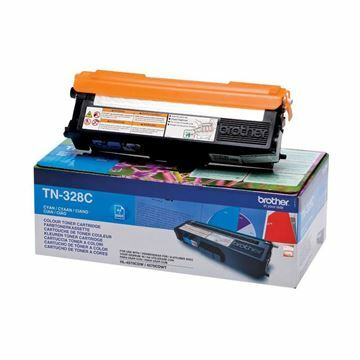 Picture of Toner BROTHER CYAN  6000 strani TN328C