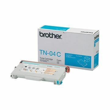 Picture of Toner BROTHER CYAN  6600 strani TN04C