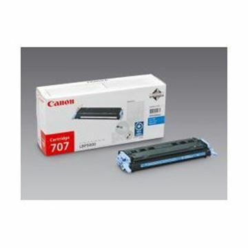 Picture of Toner CANON CRG-707 CYAN 9423A004AA