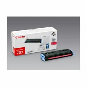 Picture of Toner CANON CRG-707 MAGENTA 9422A004AA
