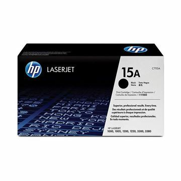 Picture of Toner HP  15A ČRN 2.500 strani C7115A