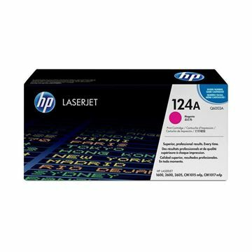 Picture of Toner HP 124A MAGENTA 2.000 strani Q6003A