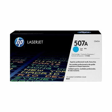 Picture of Toner HP 507A CYAN 6.000 strani CE401A