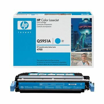 Picture of Toner HP CYAN 10.000 strani Q5951A