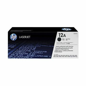 Picture of Toner HP ČRN za  2.000 strani Q2612A