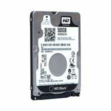 Trdi disk 500GB WD Black SATA III