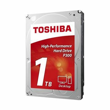 Picture of Trdi disk 9cm 1TB TOSHIBA P300 7200 (64MB SATA III-600)