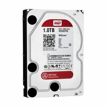 Slika Trdi disk 9cm 1TB WD RED Intellipower 5400, 64MB, SATA III