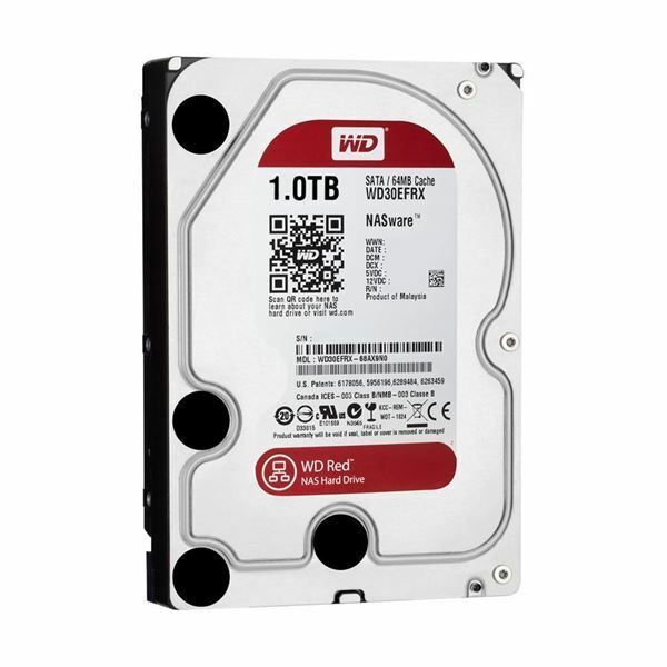 Trd disk 1TB WD Red SATA III