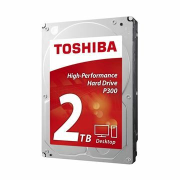 Picture of Trdi disk 9cm 2TB TOSHIBA P300 7200 (64MB SATA III-600)