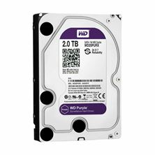 Trdi disk 2TB WD Purple SATA III