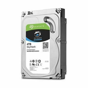 Picture of Trdi disk 9cm 4TB Seagate SkyHawk 5900 (64MB SATA III-600)